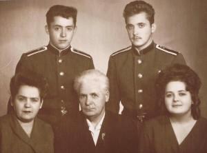 Наша родина у зборі. 1965 рік, місто Львів