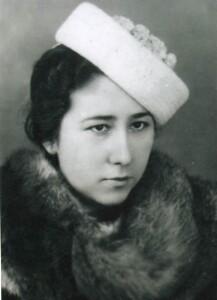 Дарія Гусяк, 1943 р.